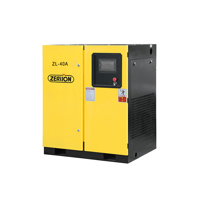 ZL-40A 40HP Direct Driven Screw Air Compressor